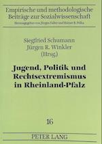 Jugend, Politik Und Rechtsextremismus in Rheinland-Pfalz