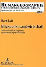 Blickpunkt Landwirtschaft af Hans Luft
