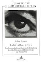 Im Blickfeld Des Anderen af Andreas Ziemann