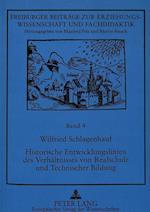 Historische Entwicklungslinien Des Verhaeltnisses Von Realschule Und Technischer Bildung (European University Studies Series V Economics and Managem, nr. 4)
