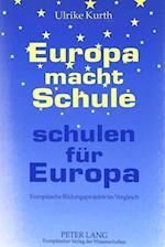 Europa Macht Schule - Schulen Fuer Europa