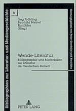 Wende-Literatur