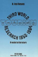 Third World Tourism Research 1950-1984