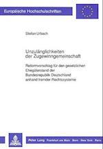 Unzulaenglichkeiten Der Zugewinngemeinschaft (Europaeische Hochschulschriften European University Studie, nr. 976)