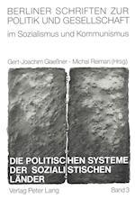 Die Politischen Systeme Der Sozialistischen Laender