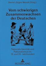 Vom Schwierigen Zusammenwachsen Der Deutschen