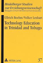 Technology Education in Trinidad and Tobago af Ullrich Boehm, Volker Lenhart