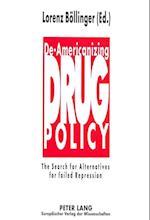 De-Americanizing Drug Policy af Lorenz Bollinger