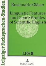 Linguistic Features and Genre Profiles of Scientific English (Publications Universitaires Europeennes Ser XXIII Theolog, nr. 9)