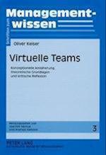 Virtuelle Teams (Schriften Zum Managementwissen, nr. 3)