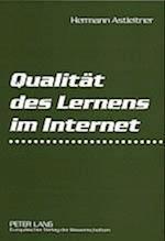 Qualitaet Des Lernens Im Internet