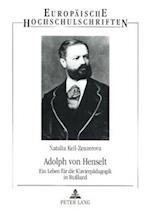 Adolph Von Henselt (Europaische Hochschulschriften, Reihe 36: Musikwissenschaft, nr. 249)