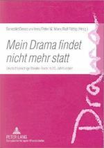 -Mein Drama Findet Nicht Mehr Statt-
