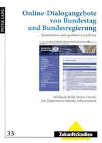 Online-Dialogangebote Von Bundestag Und Bundesregierung