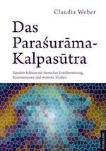 Das Paraśurāma-Kalpasūtra af Claudia Weber