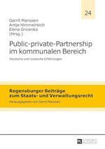 Public-Private-Partnership Im Kommunalen Bereich (Regensburger Beitraege Zum Staats Und Verwaltungsrecht, nr. 24)