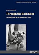 Through the Back Door (Studies in Contemporary History)