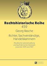 Richter, Sachverstaendige, Handelskammern af Georg Rasche