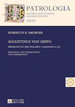 Augustinus Von Hippo (Patrologia Beitraege Zum Studium Der Kirchenvaeter, nr. 35)