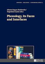 Phonology, Its Faces and Interfaces (Sounds Meaning Communication, nr. 2)