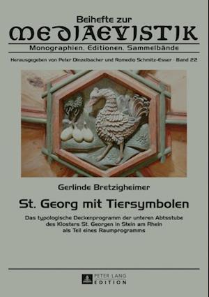 St. Georg mit Tiersymbolen