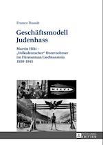 Geschaeftsmodell Judenhass