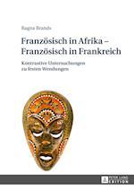 Franzoesisch in Afrika - Franzoesisch in Frankreich