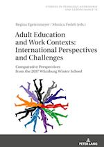 Adult Education and Work Contexts