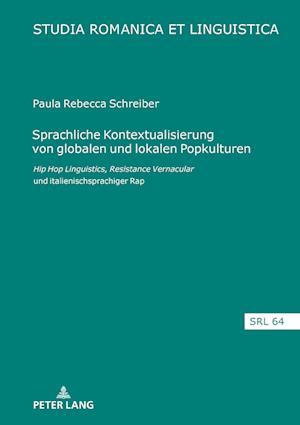 Sprachliche Kontextualisierung Von Globalen Und Lokalen Popkulturen