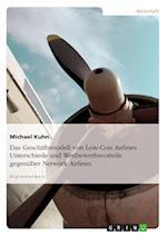 Das Geschaftsmodell Von Low-Cost Airlines