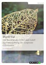 Die Frameworks Coso Und Cobit Zur Unterstutzung Der Corporate Governance af Johannes Voigt