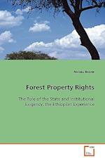 Forest Property Rights af Melaku Bekele