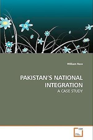 PAKISTAN'S NATIONAL INTEGRATION