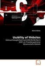 Usability of Websites af Moritz Becker