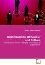 Organizational Behaviour and Culture af Mirjana Radovic-Markovic