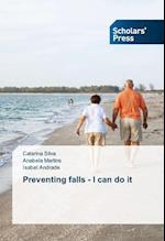 Preventing falls - I can do it