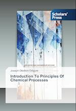Introduction to Principles of Chemical Processes