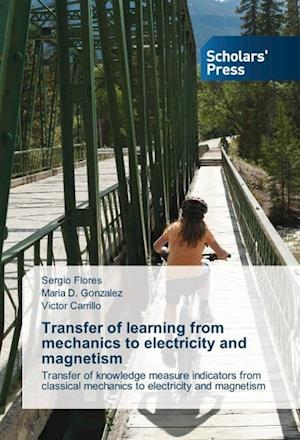 Transfer of learning from mechanics to electricity and magnetism