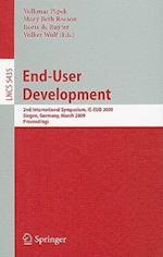 End User Development af Boris De Ruyter, Mary Beth Rosson, Volker Wulf