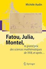 Fatou, Julia, Montel,