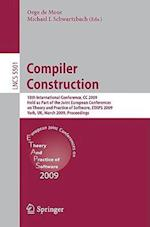 Compiler Construction (Lecture Notes in Computer Science, nr. 5501)