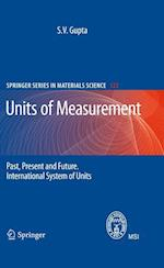Units of Measurement (SPRINGER SERIES IN MATERIALS SCIENCE, nr. 122)