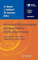 Advanced Microsystems for Automotive Applications af Gereon Meyer