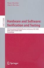 Hardware and Software af Alan J Hu, Hana Chockler
