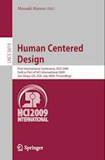 Human Centered Design af Masaaki Kurosu