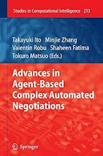 Advances in Agent-Based Complex Automated Negotiations af Shaheed Fatima, Minjie Zhang, Shaheen Fatima
