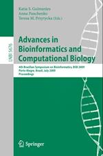 Advances in Bioinformatics and Computational Biology (Lecture Notes in Computer Science)