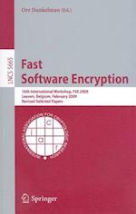 Fast Software Encryption (Lecture Notes in Computer Science)