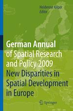 German Annual of Spatial Research and Policy af Heiderose Kilper