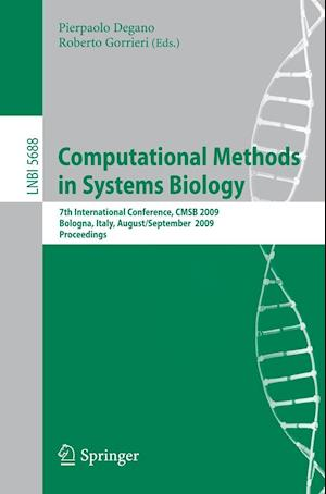 Computational Methods in Systems Biology : 7th International Conference, CMSB 2009